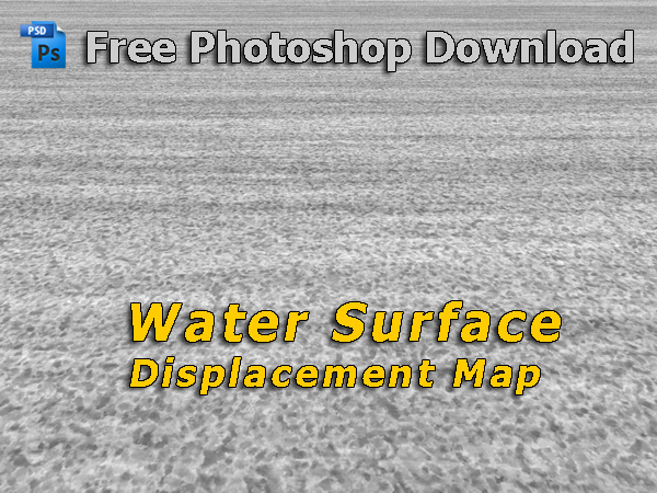 Free-Download-Photoshop-Water-Surface-Displacement-Map