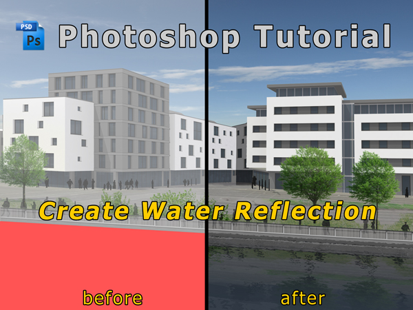 Photoshop_Tutorial_Water_Reflection_Architecture-Illustration_00