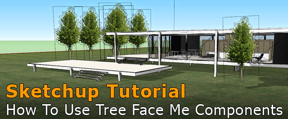 Architecture-Trees-Sketchup-Components