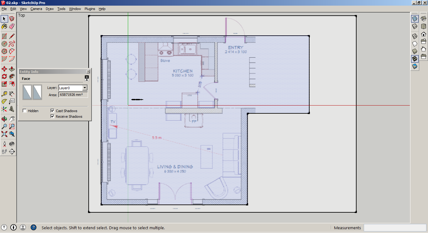 Can You Draw Floor Plans With Sketchup