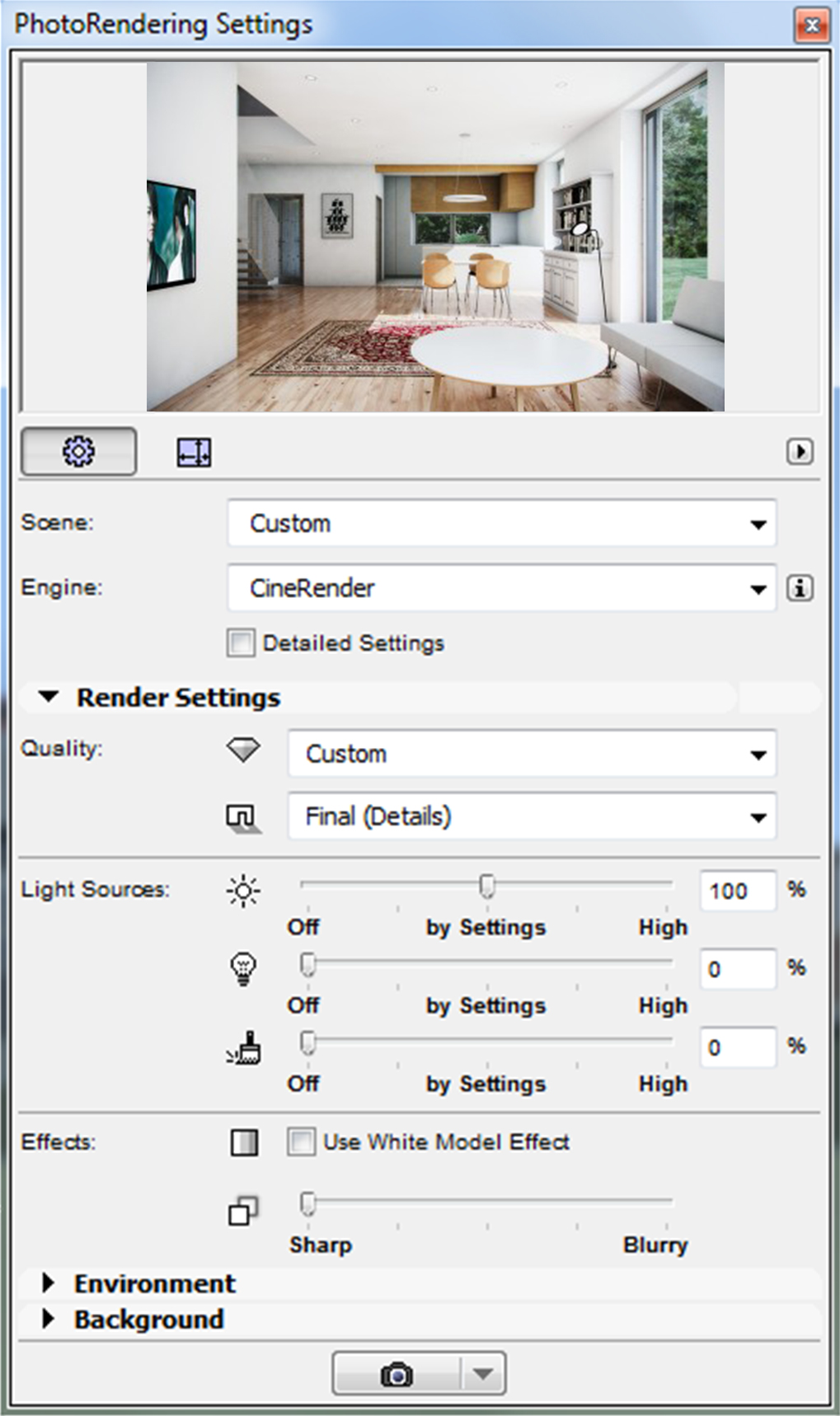 Archicad tutorial how to render an interior scene with for How to choose an architect for remodel