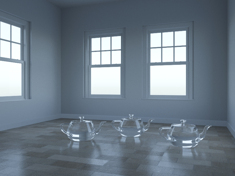 Ds Max Cloudy Glass