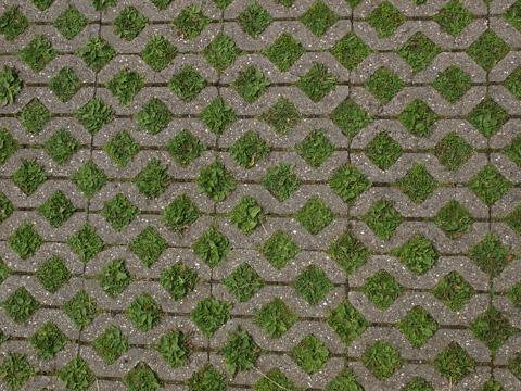 Kostenlose hochaufgelöste Rasengitter Stein Textur