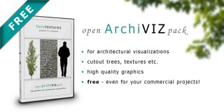Open-ArchiVIZ-free-graphics-for-architectural-visualization