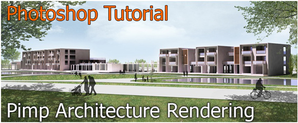 Photoshop-Tutorial_3D-Architecture-Rendering-Trees-People-Textures