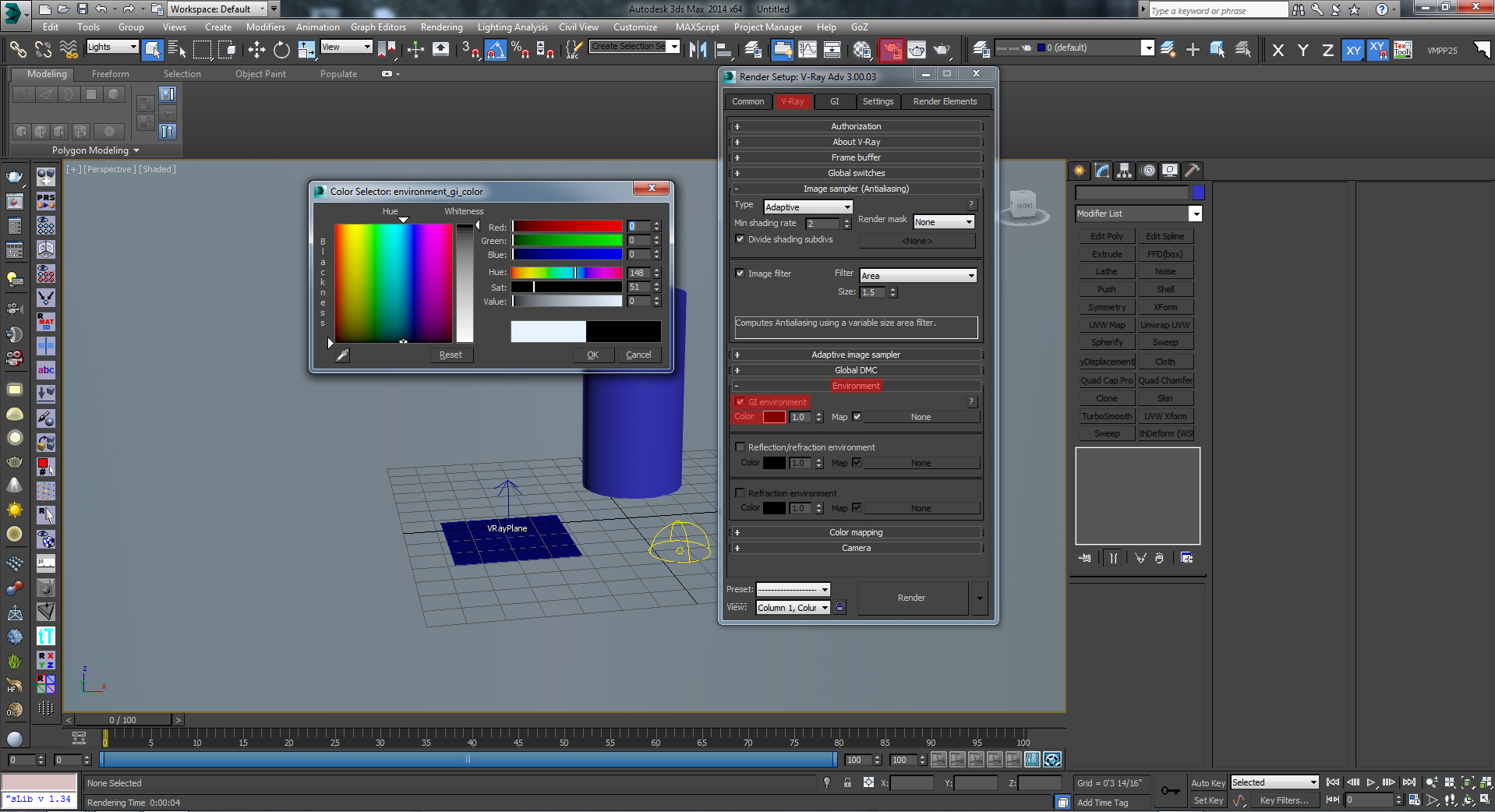 vray 3.0 3ds max 2014