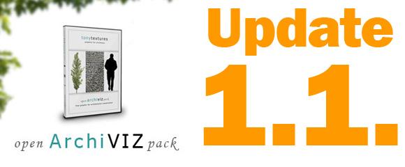 OpenArchiVIZpack-Update-1.1