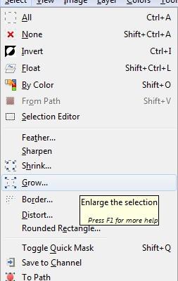 06_Enlarge-Selection-of-Background-in-GIMP