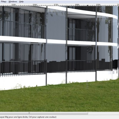 11_Create-a-realistic-edge-of-the-grass-texture-and-3d-building