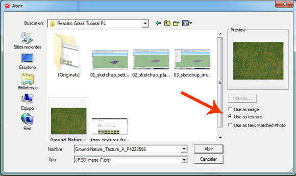 04_sketchup_select_a_grass_texture