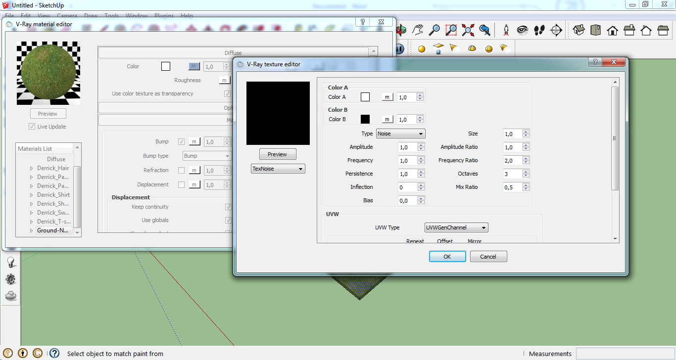 Architecture Rendering – Quick Realistic Grass in Sketchup (Tutorial)