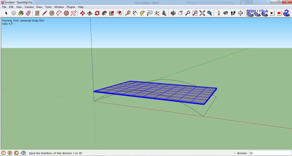 Sketchup Modeling Plugin for Architect