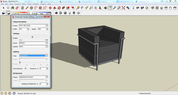 shaderlight settings tutorial