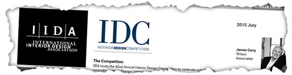 Interior competition design website