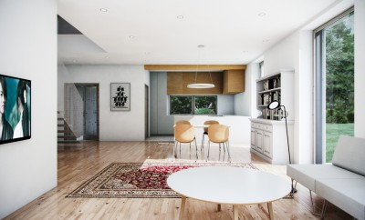 ARCHICAD Tutorial: How to Render an Interior Scene With CineRender?
