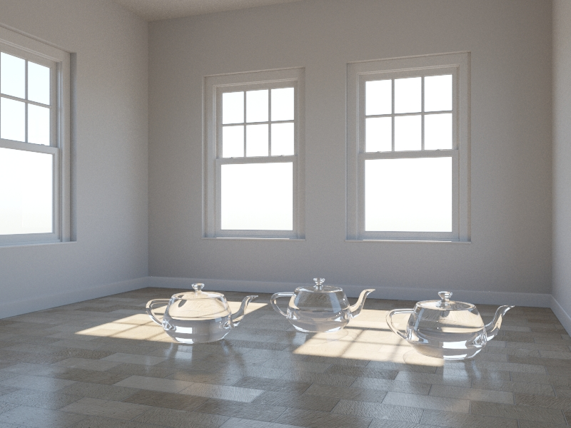 Tutorial: Lightning Interior Scene with 3DS MAX and Corona