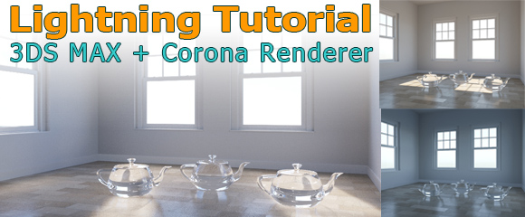 Corona renderer 1. 4 for 3ds max.