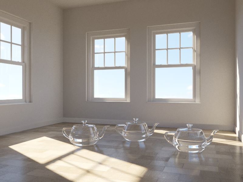 Tutorial: Lightning Interior Scene with 3DS MAX and Corona ...