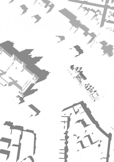Isolated shadow file, exported from SketchUp