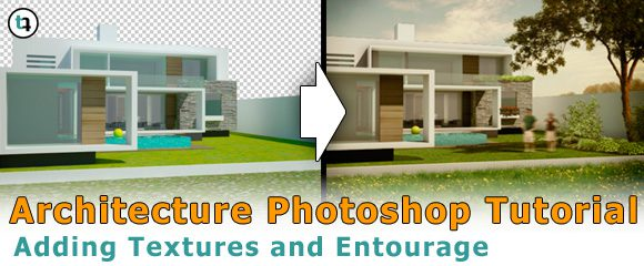 Architecture Rendering Photoshop Tutorial