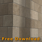 Free_Texture_Wall_Sandstone_Architecture
